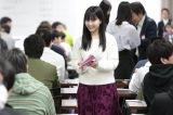 HKT48田中美久=『AKB48グループ センター試験』福岡会場(南近代ビル貸会議室)(C)AKS