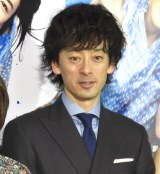 NHK連続テレビ小説『半分、青い。』の第1週完成試写会に出席した滝藤賢一 (C)ORICON NewS inc.