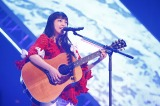 "『miwa live at 武道館 ""We are the light 〜38DAY〜""』より(写真/佐藤薫)"