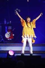 "『miwa live at 武道館 ""We are the light 〜39DAY〜""』より(写真/佐藤薫)"