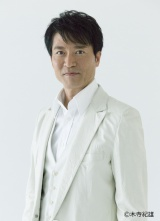 日本テレビ系連続ドラマ『正義のセ』で大杉漣さんの代役に起用された寺脇康文