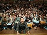 大河ドラマ『西郷どん』山田為久役の徳井優=鹿児島市内で開催されたイベントに出演(C)NHK