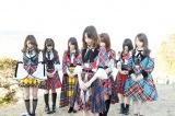 福島県南相馬市で献花と黙祷を捧げるAKB48グループ(C)AKS