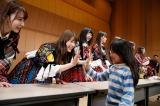 AKB48グループが福島県南相馬市の南相馬さくらホールで復興支援イベントを開催(C)AKS