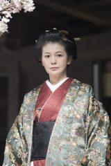 大河ドラマ『西郷どん』篤姫の教育係・幾島を演じる南野陽子(第10回から登場)(C)NHK
