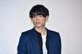 映画『坂道のアポロン』初日舞台あいさつに出席した松村北斗
