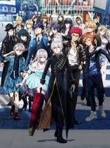 劇場アニメーション『K SEVEN STORIES』7月より順次公開(C)GoRA・GoHands/k-7project