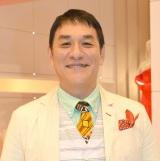CBC製作・TBS系『ゲンバビト』のスタジオ進行を務めるピエール瀧 (C)ORICON NewS inc.