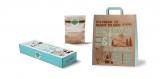 スモア銀座の初出店に伴いデザインされた限定パッケージ