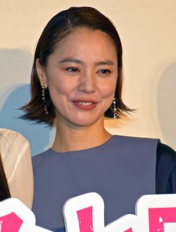 浅見れいな=映画『去年の冬、きみと別れ』初日舞台あいさつ (C)ORICON NewS inc.