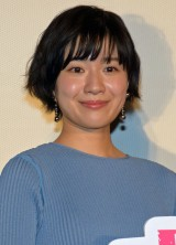 土村芳=映画『去年の冬、きみと別れ』初日舞台あいさつ (C)ORICON NewS inc.
