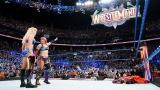 『レッスルマニア34』でアスカ(右)のスマックダウン王座戦が正式決定 (C)2018 WWE, Inc. All Rights Reserved.
