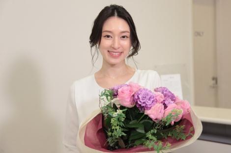 栗山千明がカンテレ・フジテレビ系連続ドラマ『FINAL CUT』をクランクアップ (C)カンテレ