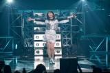 2017年10月、デビュー30周年コンサート『TOMORROW NEVER KNOWS』〜『ザ・森高』より(C)UP-FRONT CREATE