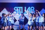 『STU48瀬戸内7県ツアー〜陸上公演 2018〜』初日より(C)STU