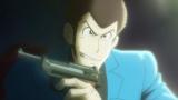 新アニメ『ルパン三世 PART5』追加場面カット(C)原作:モンキー・パンチ (C)TMS・NTV