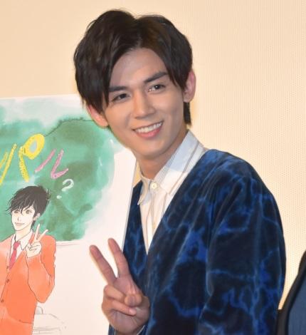 映画『プリンシパル〜恋する私はヒロインですか?〜』公開記念イベントに出席した小瀧望 (C)ORICON NewS inc.