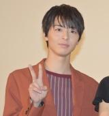 高杉真宙=映画『プリンシパル〜恋する私はヒロインですか?〜』公開記念イベント (C)ORICON NewS inc.