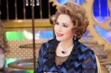 14日放送の日本テレビ系『一周回って、知らない話』(毎週水曜 後7:00)に出演するデヴィ夫人 (C)日本テレビ