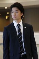 『BG〜身辺警護人〜』最終回(3月15日放送)身辺警護課の新メンバーとして健太郎が出演(C)テレビ朝日