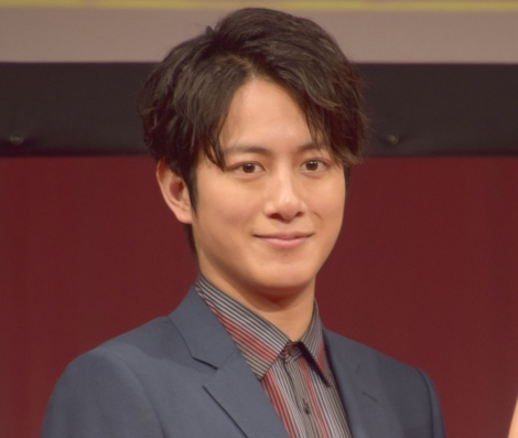 映画『アベンジャーズ/インフィニティ・ウォー』のイベントに参加した溝端淳平 (C)ORICON NewS inc.
