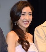 映画『八重子のハミング』のプレミア試写会イベントに登壇した文音 (C)ORICON NewS inc.