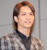 映画『八重子のハミング』のプレミア試写会イベントに登壇した中村優一 (C)ORICON NewS inc.