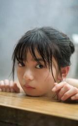 『週刊ヤングジャンプ』15号に登場する乃木坂46・齋藤飛鳥(C)細居幸次郎/集英社