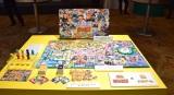 『週刊少年ジャンプ』(集英社)とコラボした『週刊少年ジャンプ人生ゲーム』(希望小売価格:4500円/税抜)は7月発売 (C)ORICON NewS inc.