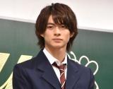 """""""壁ドン""""を練習していた事を明かしたKing & Prince・平野紫耀 (C)ORICON NewS inc."""