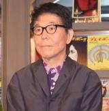 映画『素敵なダイナマイトスキャンダル』のサントラ発売記念イベントに出席した末井昭氏 (C)ORICON NewS inc.