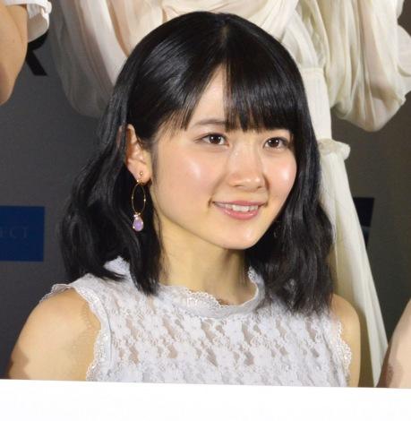 『音のVR×ハロー!プロジェクト』お披露目説明会に出席したモーニング娘。'18・森戸知沙希 (C)ORICON NewS inc.