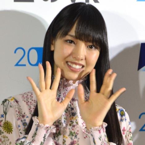 『音のVR×ハロー!プロジェクト』お披露目説明会に出席したモーニング娘。'18・飯窪春菜 (C)ORICON NewS inc.