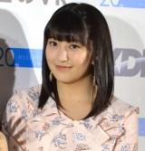 『音のVR×ハロー!プロジェクト』お披露目説明会に出席したモーニング娘。'18・羽賀朱音 (C)ORICON NewS inc.