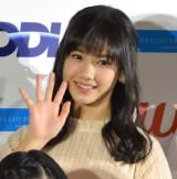 『音のVR×ハロー!プロジェクト』お披露目説明会に出席したモーニング娘。'18・横山玲奈 (C)ORICON NewS inc.