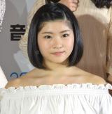 『音のVR×ハロー!プロジェクト』お披露目説明会に出席したモーニング娘。'18・加賀楓 (C)ORICON NewS inc.
