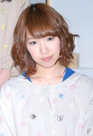 サムネイル 第1子出産を発表した佐藤夏希さん(2012年撮影) (C)ORICON NewS inc.