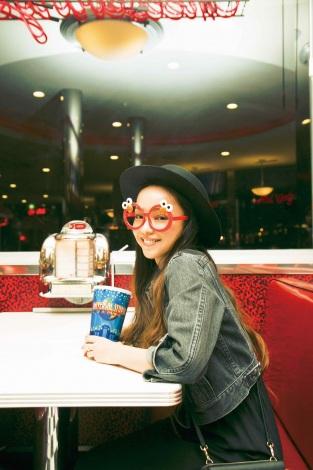 安室奈美恵のフォトブック『GIFT』大阪での写真