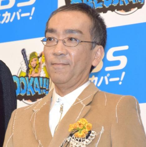 BSスカパー!のドキュメントバラエティー『BAZOOKA!!!』の公開収録に参加した新垣隆 (C)ORICON NewS inc.