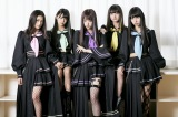 アイドル卒業を発表したマジカル・パンチラインの佐藤麗奈(中央)
