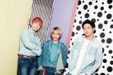 『CDTVスペシャル!卒業ソング音楽祭2018』に出演するSonar Pocket