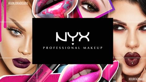 サムネイル 人気プチプラコスメ「NYX Professional Makeup」が待望の上陸