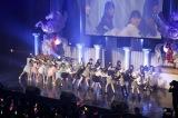 2月14日に東京・お台場ZeepTokyoで開催された「ラストアイドルファミリー」1stコンサートをCS「テレ朝チャンネル1」で3月24日放送(C)ラストアイドル製作委員会