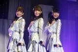 シュークリームロケッツ=2月14日に東京・お台場ZeepTokyoで開催された「ラストアイドルファミリー」1stコンサートをCS「テレ朝チャンネル1」で3月24日放送(C)ラストアイドル製作委員会
