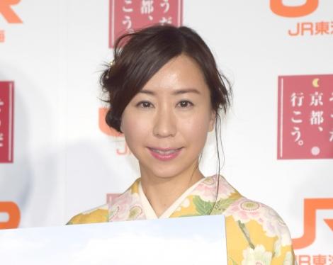 『そうだ 京都、行こう。「2018春プロモーション」』の発表会に出席したコトリンゴ (C)ORICON NewS inc.