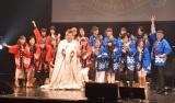 ホリプロ大歌謡祭『ホリNSまた木曜祭2018〜春のうた合戦〜』イベント前囲み取材の模様 (C)ORICON NewS inc.