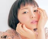 『ar』4月号に登場する欅坂46・今泉佑唯