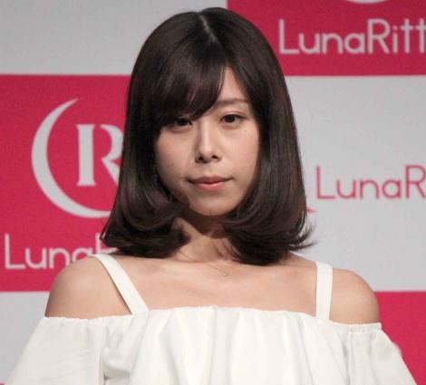アプリ『LunaRitta(ルナリッタ)』の1周年記念イベントで初女優業の苦労明かした有村藍里 (C)ORICON NewS inc.c.