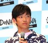 DaiGo=「DeNAトラベル旅知るフェスタ」トークショー (C)ORICON NewS inc.