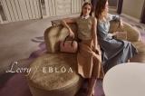 「Leory x EBL?A」では、渋谷から卒業した大人女子たちに幅広いアイテムを提案